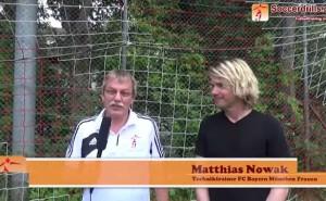 Matthias Nowak über Kreativtraining im Fußball – TRAINERTECH 2014
